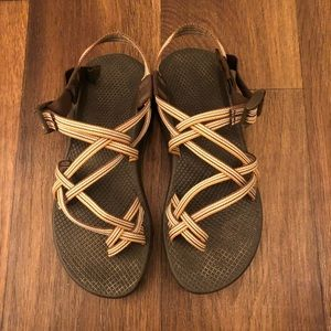 Double-strap Chacos